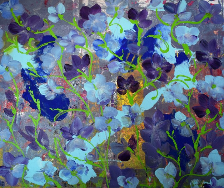 Carita Nissinen: Kukkameri