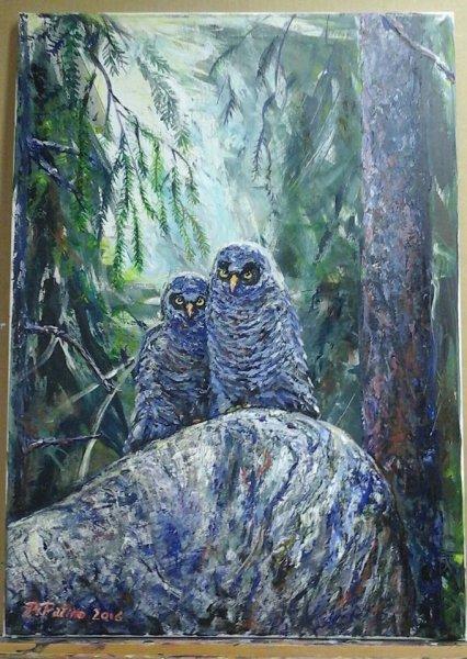 Päivi Virokannas: Voisi olla pöllömpääkin